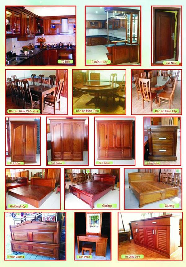Đồ gỗ Lam Hồng